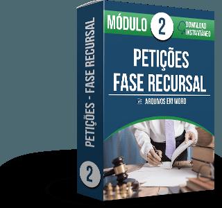 Módulo 2 - petições - fase recursal-min